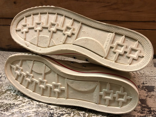 5月8日(水)マグネッツ大阪店、夏ヴィンテージ&スニーカー入荷!! #4 1940\'~60\'s Hi-Top Canvas Sneaker編!! BUDDY & BALL BAND Jets!!_c0078587_18564670.jpg