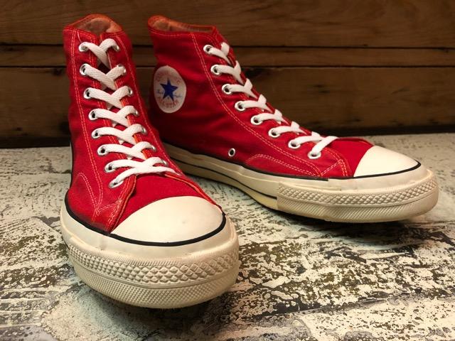 5月8日(水)マグネッツ大阪店、夏ヴィンテージ&スニーカー入荷!! #5 CONVERSE & 1950\'s~ Low-Cut Sneaker編! ChuckTaylor!!_c0078587_1920564.jpg