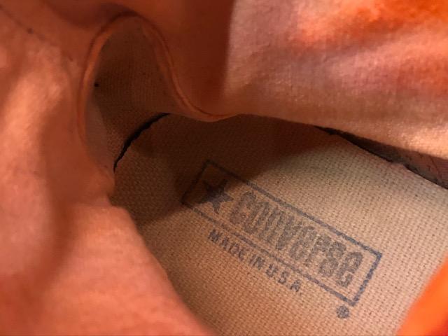 5月8日(水)マグネッツ大阪店、夏ヴィンテージ&スニーカー入荷!! #5 CONVERSE & 1950\'s~ Low-Cut Sneaker編! ChuckTaylor!!_c0078587_19214128.jpg