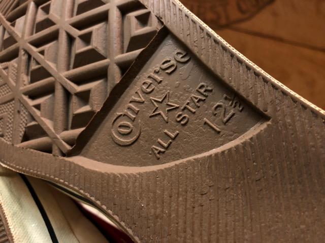 5月8日(水)マグネッツ大阪店、夏ヴィンテージ&スニーカー入荷!! #5 CONVERSE & 1950\'s~ Low-Cut Sneaker編! ChuckTaylor!!_c0078587_19224449.jpg