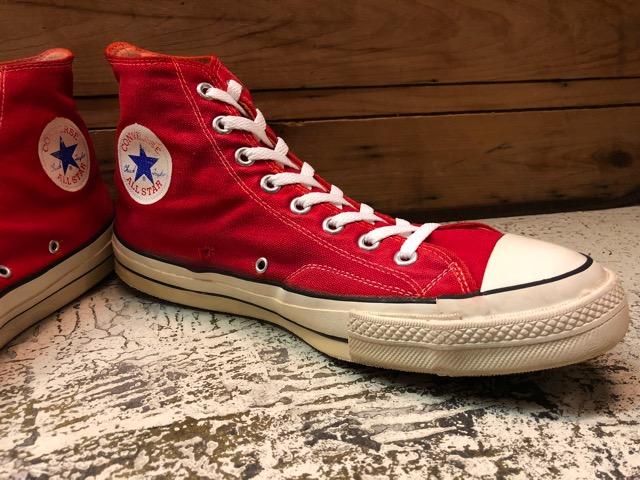5月8日(水)マグネッツ大阪店、夏ヴィンテージ&スニーカー入荷!! #5 CONVERSE & 1950\'s~ Low-Cut Sneaker編! ChuckTaylor!!_c0078587_1923279.jpg