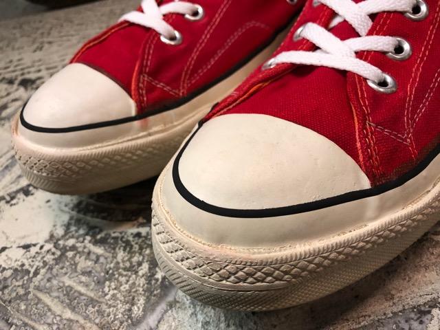 5月8日(水)マグネッツ大阪店、夏ヴィンテージ&スニーカー入荷!! #5 CONVERSE & 1950\'s~ Low-Cut Sneaker編! ChuckTaylor!!_c0078587_19232943.jpg