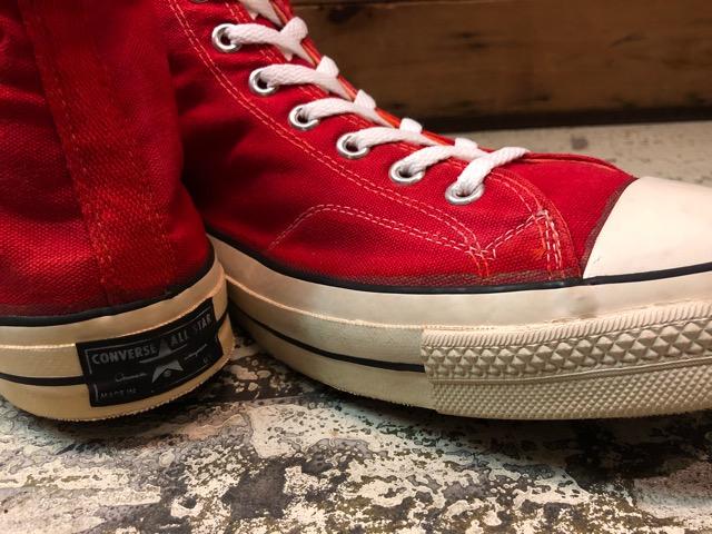 5月8日(水)マグネッツ大阪店、夏ヴィンテージ&スニーカー入荷!! #5 CONVERSE & 1950\'s~ Low-Cut Sneaker編! ChuckTaylor!!_c0078587_1925341.jpg