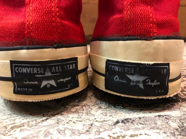 5月8日(水)マグネッツ大阪店、夏ヴィンテージ&スニーカー入荷!! #5 CONVERSE & 1950\'s~ Low-Cut Sneaker編! ChuckTaylor!!_c0078587_19261056.jpg
