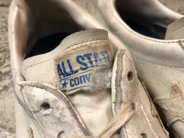 5月8日(水)マグネッツ大阪店、夏ヴィンテージ&スニーカー入荷!! #5 CONVERSE & 1950\'s~ Low-Cut Sneaker編! ChuckTaylor!!_c0078587_19273988.jpg