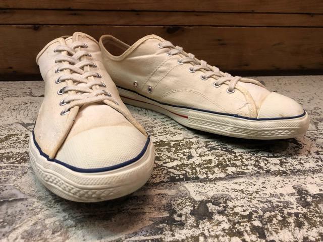 5月8日(水)マグネッツ大阪店、夏ヴィンテージ&スニーカー入荷!! #5 CONVERSE & 1950\'s~ Low-Cut Sneaker編! ChuckTaylor!!_c0078587_1930755.jpg