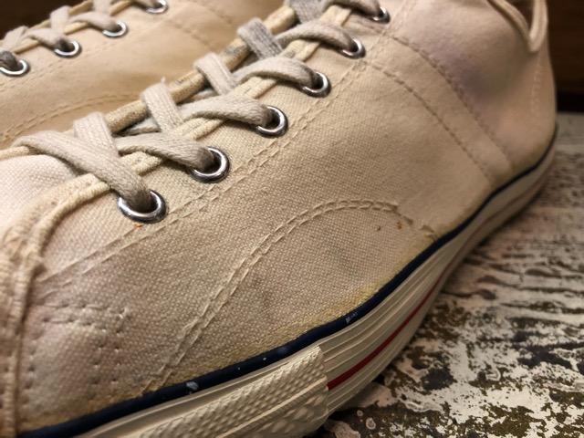 5月8日(水)マグネッツ大阪店、夏ヴィンテージ&スニーカー入荷!! #5 CONVERSE & 1950\'s~ Low-Cut Sneaker編! ChuckTaylor!!_c0078587_19314570.jpg