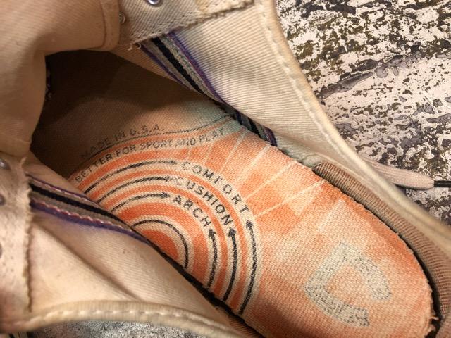 5月8日(水)マグネッツ大阪店、夏ヴィンテージ&スニーカー入荷!! #5 CONVERSE & 1950\'s~ Low-Cut Sneaker編! ChuckTaylor!!_c0078587_1932430.jpg