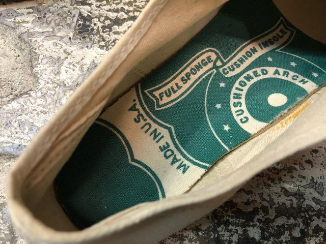5月8日(水)マグネッツ大阪店、夏ヴィンテージ&スニーカー入荷!! #5 CONVERSE & 1950\'s~ Low-Cut Sneaker編! ChuckTaylor!!_c0078587_1943138.jpg