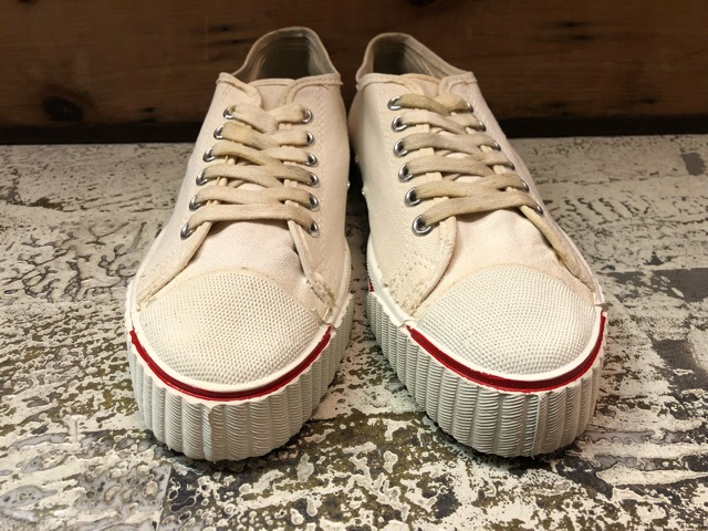 5月8日(水)マグネッツ大阪店、夏ヴィンテージ&スニーカー入荷!! #5 CONVERSE & 1950\'s~ Low-Cut Sneaker編! ChuckTaylor!!_c0078587_19432653.jpg