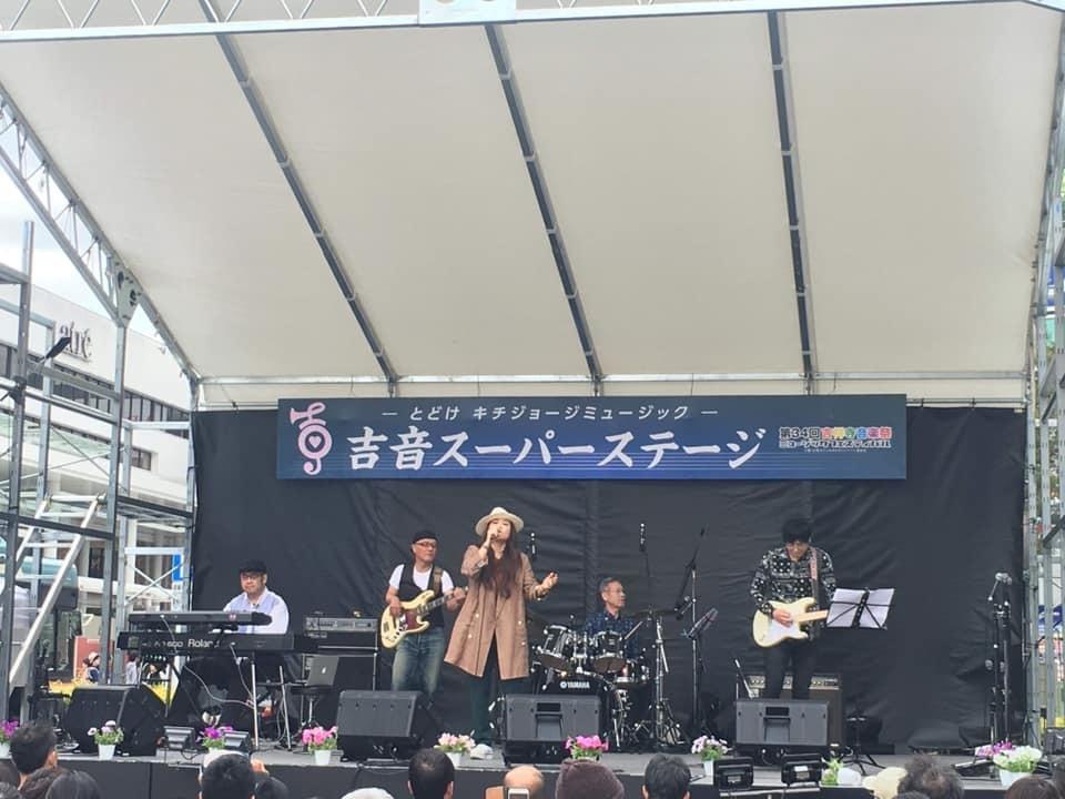 吉祥寺音楽祭ありがとうございました♪→天丼→デモMIX作業_a0088007_22405069.jpg
