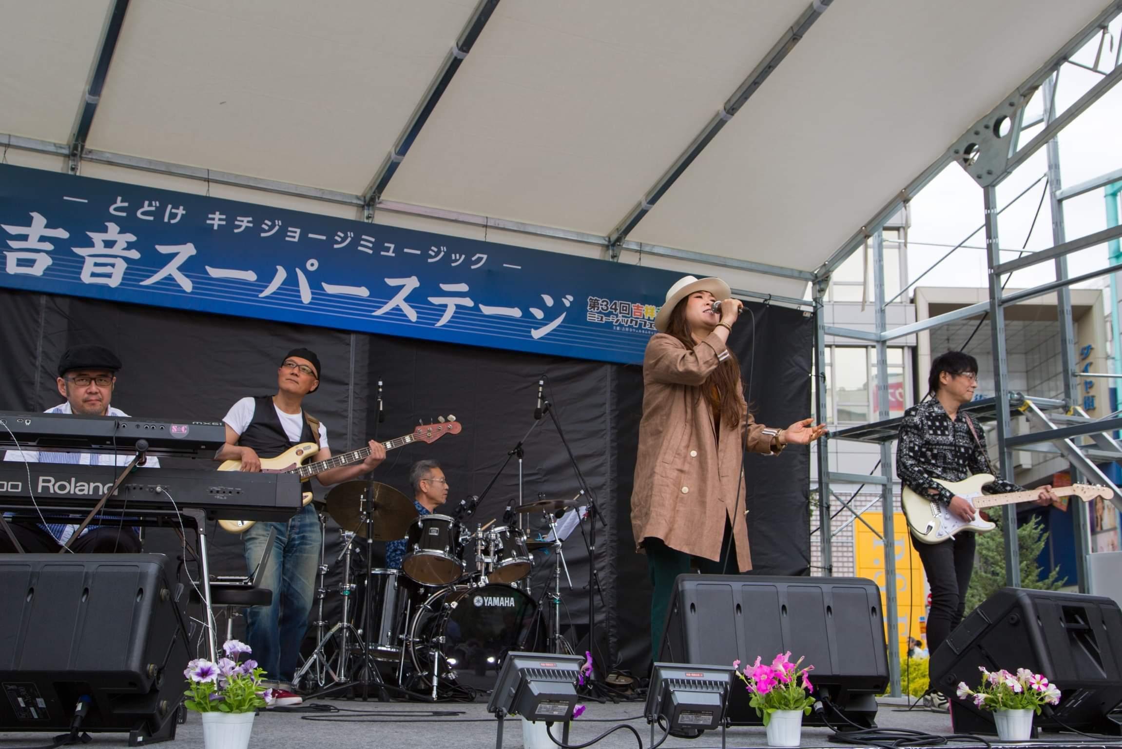 吉祥寺音楽祭ありがとうございました♪→天丼→デモMIX作業_a0088007_22524173.jpeg
