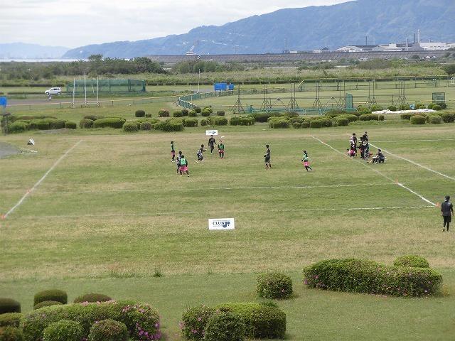 アルティメット初心者に最適! 4人制の大会(2019 Fuji 4on4 ULTIMATE)が富士川緑地で初開催_f0141310_07451951.jpg