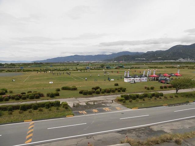 アルティメット初心者に最適! 4人制の大会(2019 Fuji 4on4 ULTIMATE)が富士川緑地で初開催_f0141310_07452774.jpg