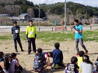川内優輝選手・マラソンキャラバン_d0003224_13124844.jpg