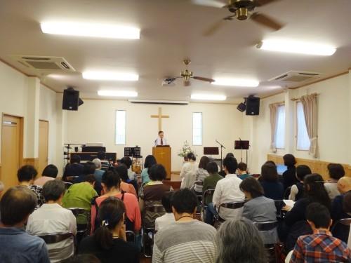 令和元年第1回目の礼拝がありました!_d0120628_20091554.jpg
