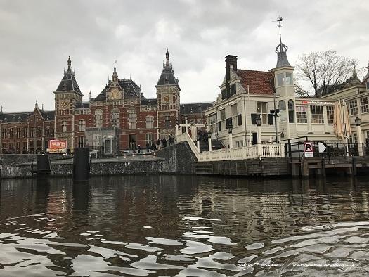 オランダ『アムステルダム・クルーズ観光』とアンネフランクの家♪_f0023333_23022249.jpg