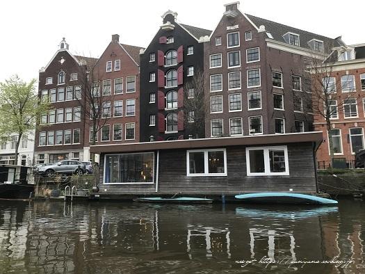オランダ『アムステルダム・クルーズ観光』とアンネフランクの家♪_f0023333_23022624.jpg