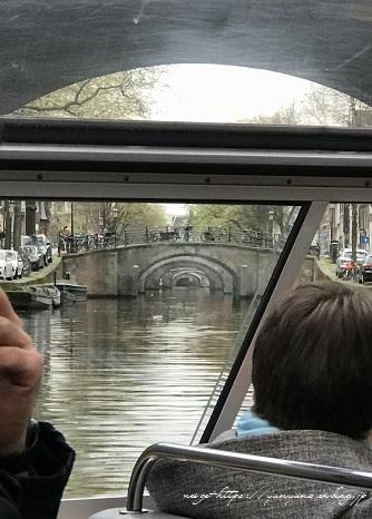 オランダ『アムステルダム・クルーズ観光』とアンネフランクの家♪_f0023333_23023398.jpg