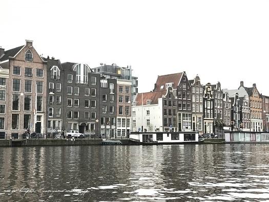オランダ『アムステルダム・クルーズ観光』とアンネフランクの家♪_f0023333_23023800.jpg