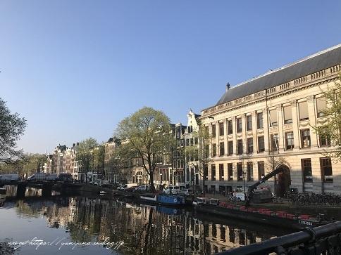 オランダ『アムステルダム・クルーズ観光』とアンネフランクの家♪_f0023333_23030908.jpg