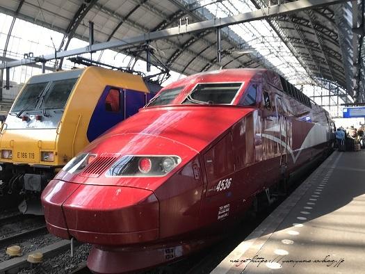 オランダ『アムステルダム・クルーズ観光』とアンネフランクの家♪_f0023333_23035327.jpg