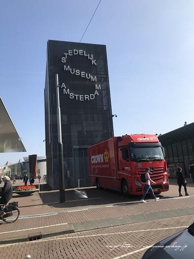 オランダ『アムステルダム・クルーズ観光』とアンネフランクの家♪_f0023333_23041397.jpg