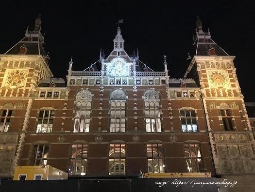 オランダ『アムステルダム・クルーズ観光』とアンネフランクの家♪_f0023333_23042039.jpg