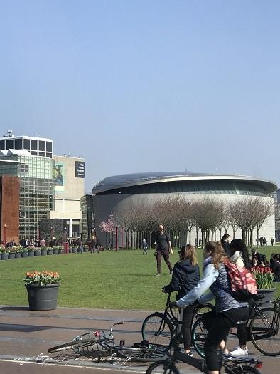 オランダ『アムステルダム・クルーズ観光』とアンネフランクの家♪_f0023333_23042367.jpg