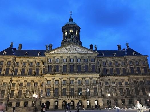 オランダ『アムステルダム・クルーズ観光』とアンネフランクの家♪_f0023333_23042944.jpg