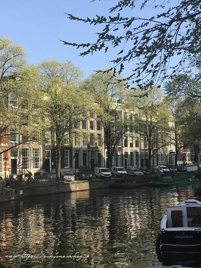 オランダ『アムステルダム・クルーズ観光』とアンネフランクの家♪_f0023333_23090817.jpg