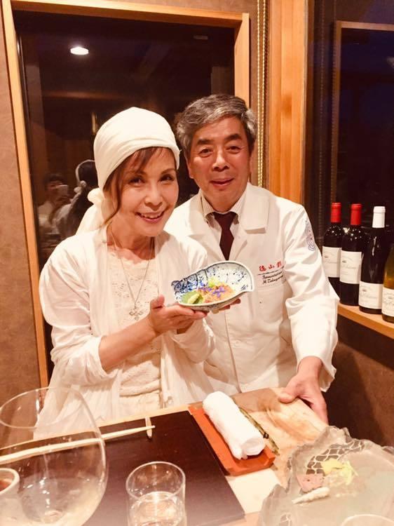 20190507 徳山鮓 熊肉花山椒鍋を味わう_d0145345_22010762.jpg