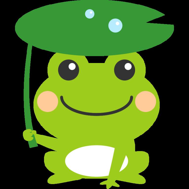 可愛らしいカエルくん。(^-^)_b0299052_09333875.png