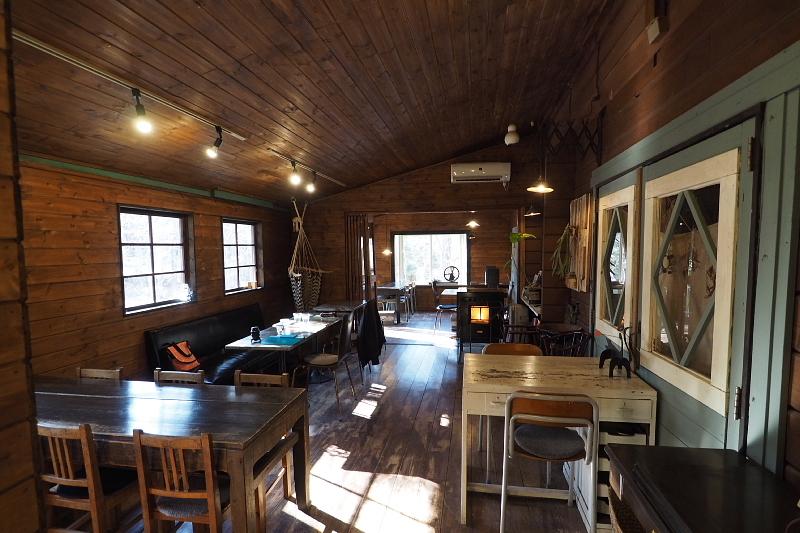 【木漏れ日を味わう】Cafe+Gallery Komorebi @サンタヒルズ_b0008655_11533244.jpg
