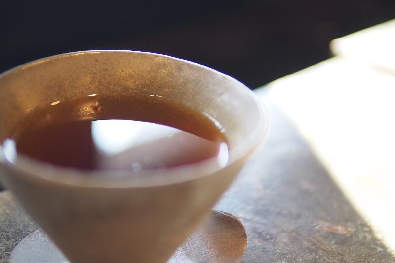 【木漏れ日を味わう】Cafe+Gallery Komorebi @サンタヒルズ_b0008655_12093679.jpg