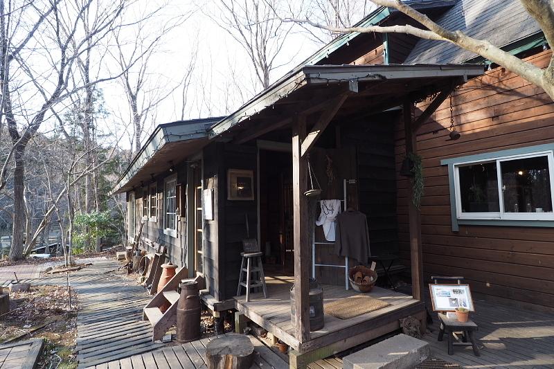 【木漏れ日を味わう】Cafe+Gallery Komorebi @サンタヒルズ_b0008655_12143578.jpg