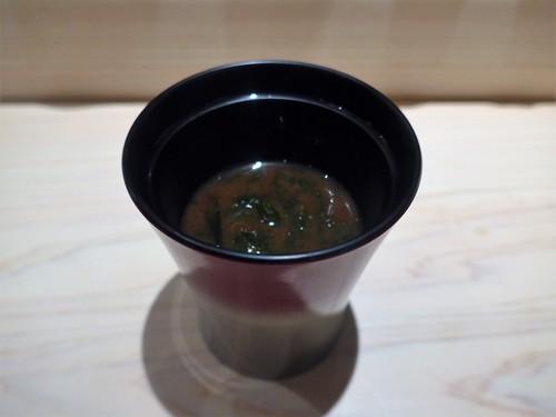 渋谷「熟成鮨 万」へ行く。_f0232060_13284347.jpg