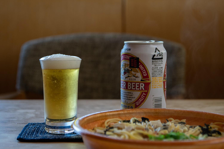 Beerを美味しく飲む為には‥_d0032761_17470293.jpg