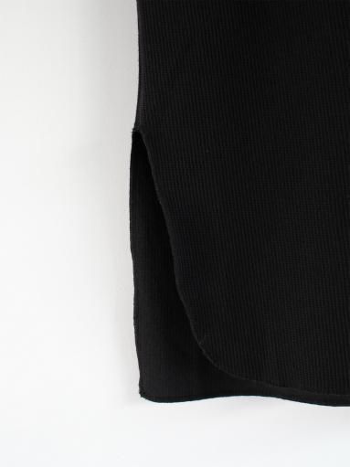 blurhms New Rough&Smooth Thermal Key-Neck Dress_b0139281_13323774.jpg