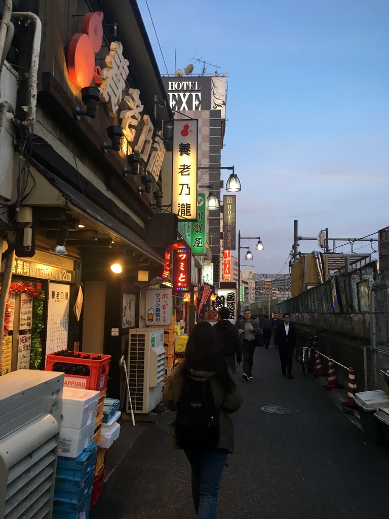 F本さんとの一献、今回は入谷の香味屋でした 4/16_c0180686_15203313.jpg