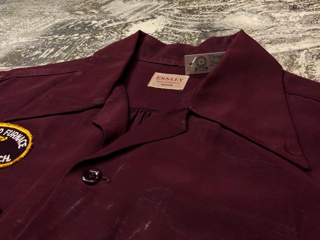 5月8日(水)マグネッツ大阪店、夏ヴィンテージ&スニーカー入荷!! #9 VintageShirt編! 40\'s RopingStitch & BoxShirt!!_c0078587_154158.jpg