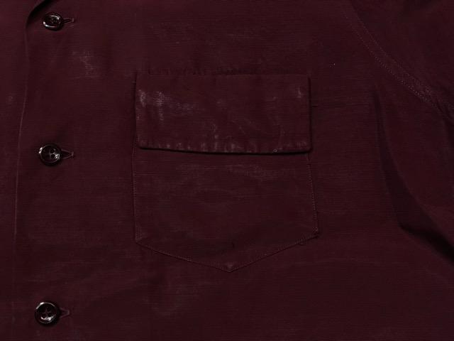 5月8日(水)マグネッツ大阪店、夏ヴィンテージ&スニーカー入荷!! #9 VintageShirt編! 40\'s RopingStitch & BoxShirt!!_c0078587_1542478.jpg
