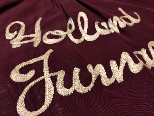 5月8日(水)マグネッツ大阪店、夏ヴィンテージ&スニーカー入荷!! #9 VintageShirt編! 40\'s RopingStitch & BoxShirt!!_c0078587_1551623.jpg