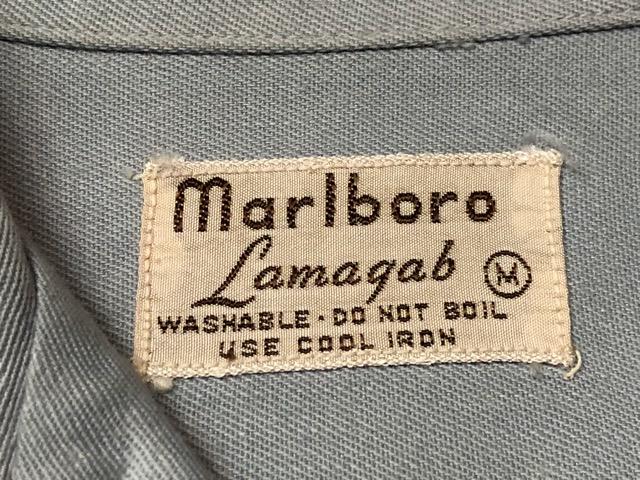 5月8日(水)マグネッツ大阪店、夏ヴィンテージ&スニーカー入荷!! #9 VintageShirt編! 40\'s RopingStitch & BoxShirt!!_c0078587_1554276.jpg