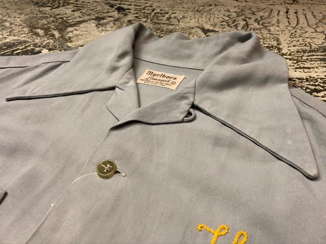 5月8日(水)マグネッツ大阪店、夏ヴィンテージ&スニーカー入荷!! #9 VintageShirt編! 40\'s RopingStitch & BoxShirt!!_c0078587_1555993.jpg