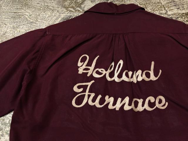 5月8日(水)マグネッツ大阪店、夏ヴィンテージ&スニーカー入荷!! #9 VintageShirt編! 40\'s RopingStitch & BoxShirt!!_c0078587_155710.jpg