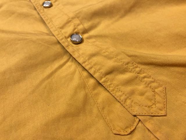 5月8日(水)マグネッツ大阪店、夏ヴィンテージ&スニーカー入荷!! #9 VintageShirt編! 40\'s RopingStitch & BoxShirt!!_c0078587_1594174.jpg