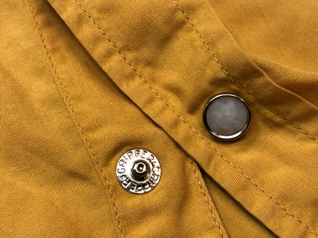 5月8日(水)マグネッツ大阪店、夏ヴィンテージ&スニーカー入荷!! #9 VintageShirt編! 40\'s RopingStitch & BoxShirt!!_c0078587_1594945.jpg