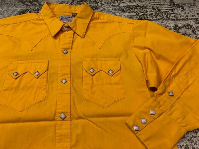 5月8日(水)マグネッツ大阪店、夏ヴィンテージ&スニーカー入荷!! #9 VintageShirt編! 40\'s RopingStitch & BoxShirt!!_c0078587_202841.jpg
