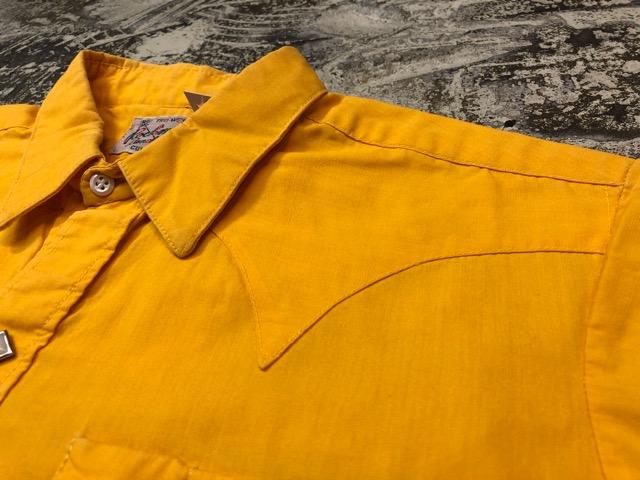 5月8日(水)マグネッツ大阪店、夏ヴィンテージ&スニーカー入荷!! #9 VintageShirt編! 40\'s RopingStitch & BoxShirt!!_c0078587_203779.jpg